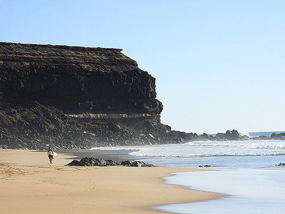 Photographer Martin Gfrerer   Surfing La Escalera   Fuerteventura   Spain