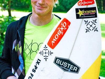 Credit: flohagena.com | Nach den ADH eine weitere Trophäe für den Buster Team Rider