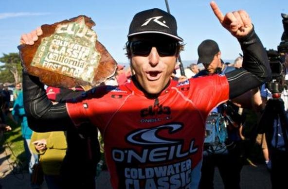 Nathan Yeomans wins the O'NEILL Cold Water Classic California