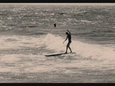 Väter des Wellenreitens