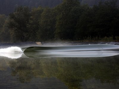 Wavegarden®, new technology creates ideal surfing waves