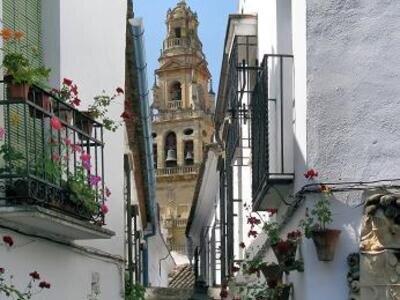 Malerische Gassen in den Dörfern | Cadiz | Jerez | Sevilla | ©Bildpixel pixelio