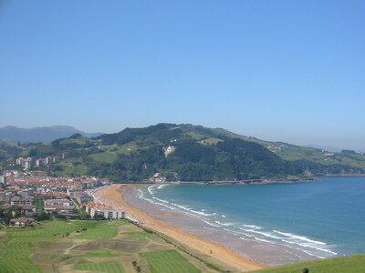 Wellenreiten im Baskenland | Zarrautz 20km westlich von Donostia San Sebastian