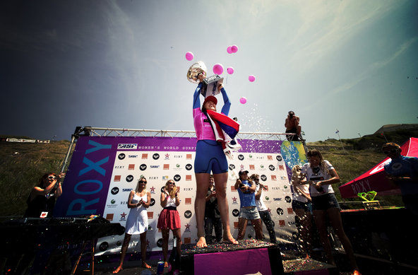 (c) roxy pro | Carissa Moore ASP Women's World Champion 2011