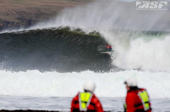 Photocredit:Aquashot/aspeurope.com | Quarter-finals at the O'Neill Coldwater Classic Scotland 2011