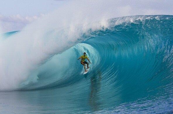 Image: ASP / Kirstin Scholtz | Gabriel Medina wins Billabong Pro Tahiti 2014