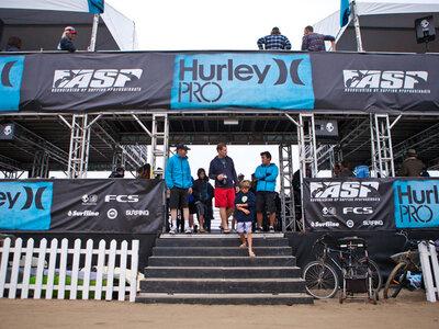 Hurley Pro at Trestles