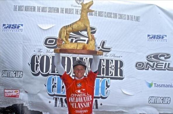 O'Neill Cold Water Classic Tasmania 2010