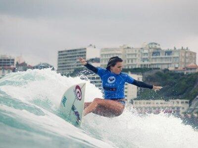 credit roxy rabejac | Roxy Pro Biarritz 2012