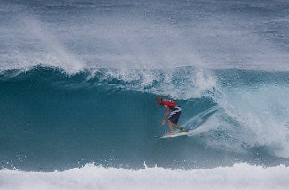 Credit: © ASP / SCHOLTZ | Mick Fanning (AUS), 28, reigning two-time ASP World Champion