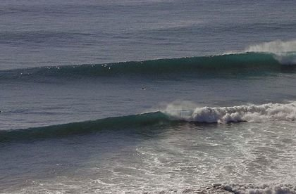 Killer Point perfection   Morocco   around Agadir   Surf Spot