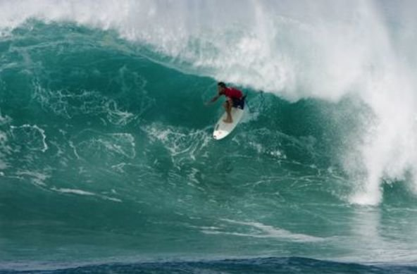 Photo Courtesy Covered Images/Vans Triple Crown of Surfing
