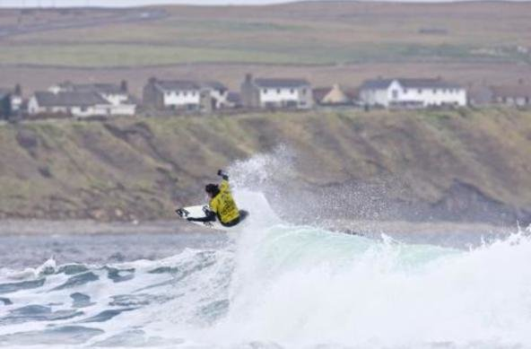 O'Neill Cold Water Classic Scotland 2010