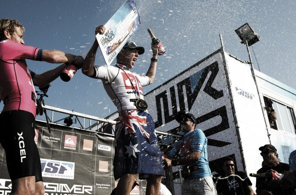 Photographer Chauche | Mick Fanning wins the Quksilver Pro 2009