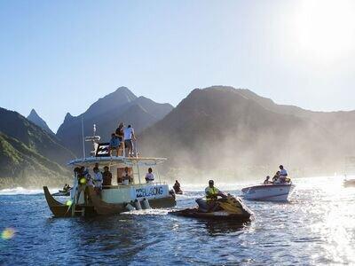© ASP: Kirstin | Adrian Buchan Wins Billabong Pro Tahiti