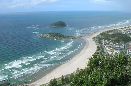 Mount Maunganui - Main beach | Surf Spot | New Zealand