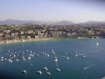 Bay of La Concha | San Sebastian