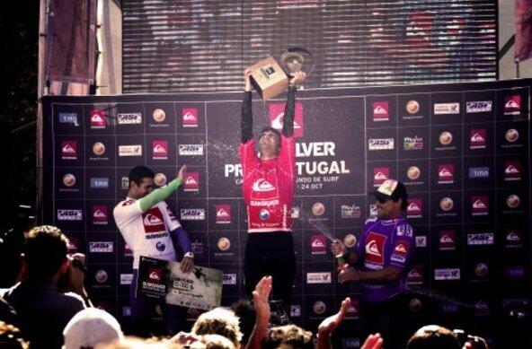 (c) ricardo bravo | Quiksilver Pro Portugal | Hodei Collazo Wins Quiksilver Pro Portugal