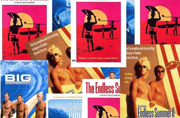 Surf DVDs und Blue Rays - Filme zum Thema Wellenreiten
