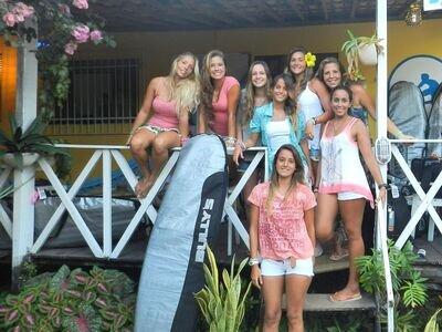 surf girl brasil