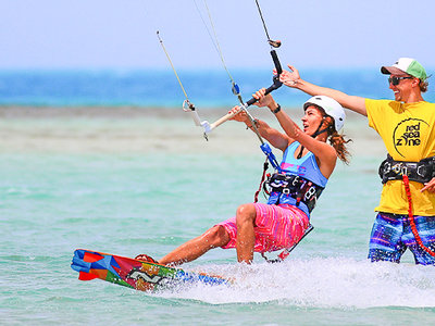 Kitesurf holiday