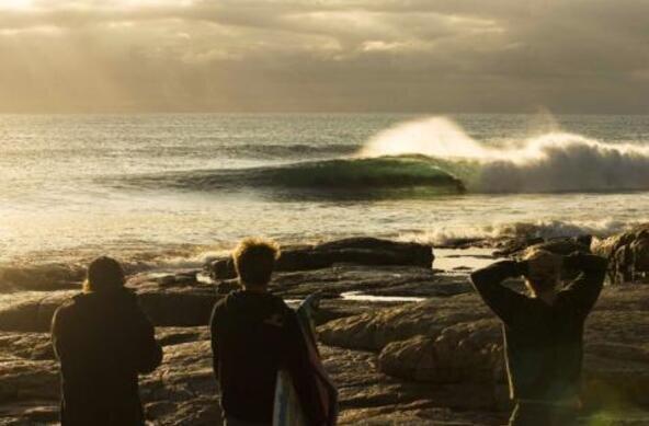 Credit: O'Neill Coldwater Classic Tasmania