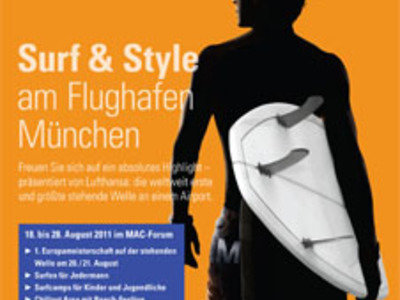 Surf & Style European Championship in München