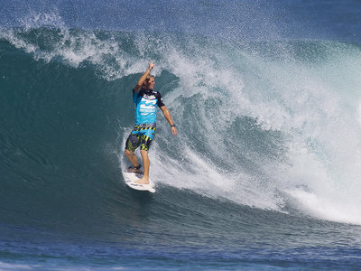 Credit:© ASP / Kerstin Scholtz | Gilmore wins Vans Triple Crown Title
