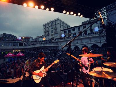 credit Bonnarme | Roxy Pro Biarritz 2012