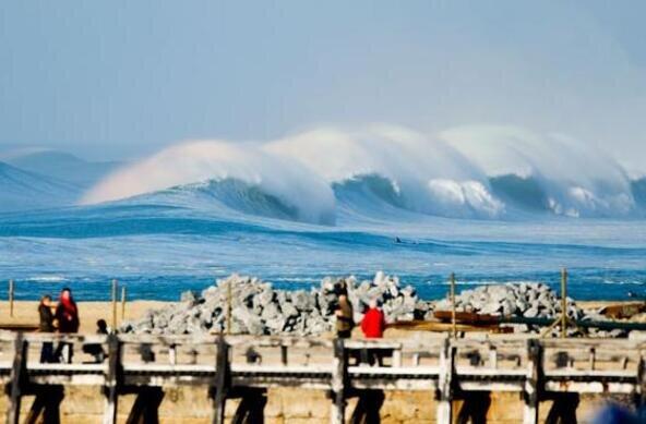 credit: Testemale I Quiksilver Boardriders Weeks I Surfen im Surfmekka Hossegor