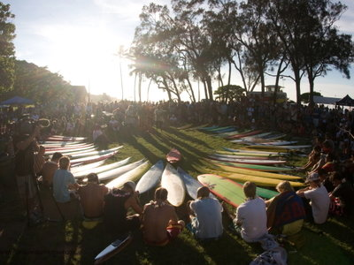 The 25th Anniversary Quiksilver in memory of Eddi Aikau