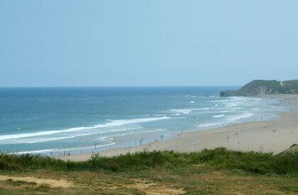 Gerra | Cantabria | Surf spot | Northern Spain