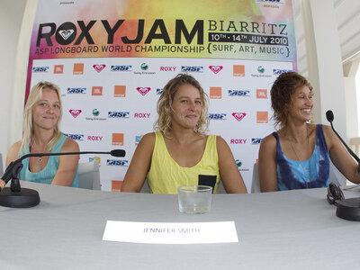 Bonnarme Aquashot | The Roxy Jam 2010 Biarritz