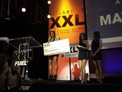 Billabong XXL Global Big Wave Awards 2012