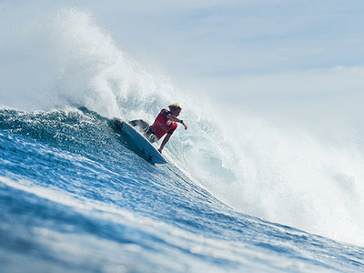 Image: WSL / Kelly Cestari | Adriano de Souza Wins Drug Aware Margaret River Pro