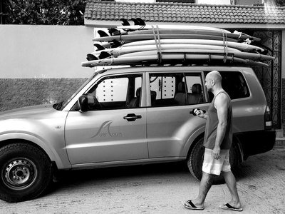 surf transport morocco