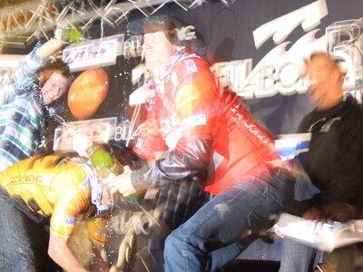 Adriano de Souza gewinnt den Billabong Pro 2009 in Mundaka