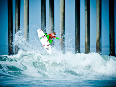 Nike US Open of Surfing 2011 | Impression of last year