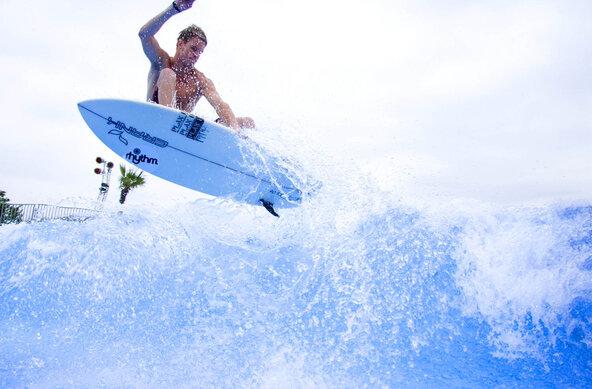 Gerry Schlegel gewinnt erste Surf & Style Europameisterschaft in München