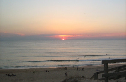 Cap de l'Homy | surf spot | France | Landes
