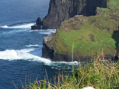 Beeindruckende Natur | Wellenreiten lernen in Irland | ©simpson pixelio.de