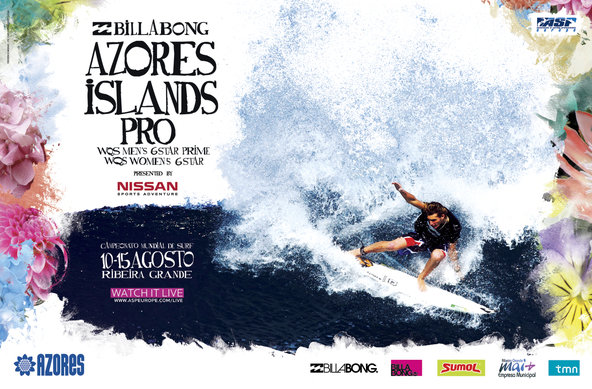 Billabong Azores Islands Pro 2010