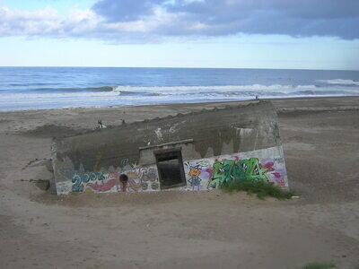 Bunkers | Surfing Denmark | surfspot