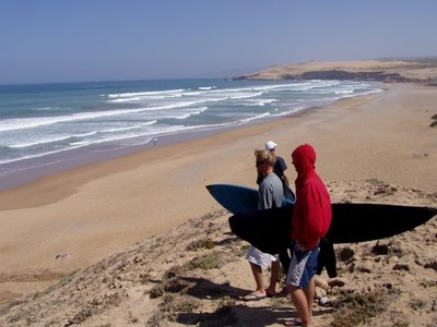 Mysteries | La Source | Banana Beach | Killer Point | Taghazout | Morocco