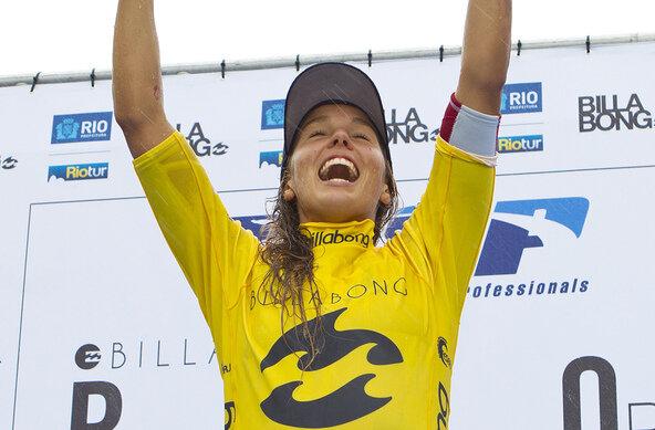 Copyright ASP | Sally Fitzgibbons gewinnt Billabong Rio Pro