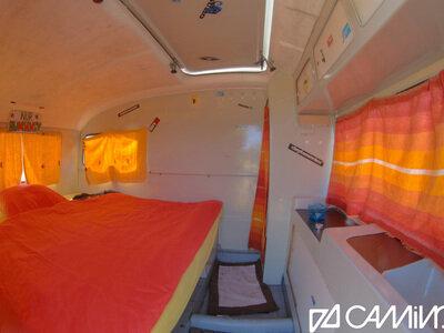 Surfhouse-Caravan Inside