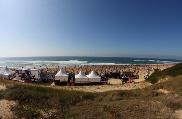 Credit: ©  WillBailey | Quiksilver Pro France 2010 | Seignosse| Hossegor