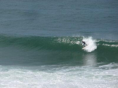 Surfspot Coxos ist einer der besten Wellen in Europa!