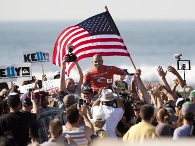 photographer cestari/quiksilver | Kelly Slater wins 11th ASP World Title