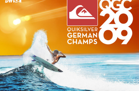 QUIKSILVER GERMAN CHAMPS 2009 in Mimizan